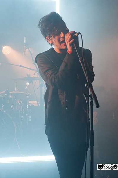 The 1975 live in Köln