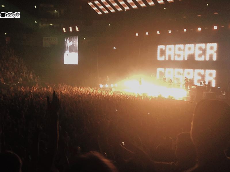 Casper 2014 Köln
