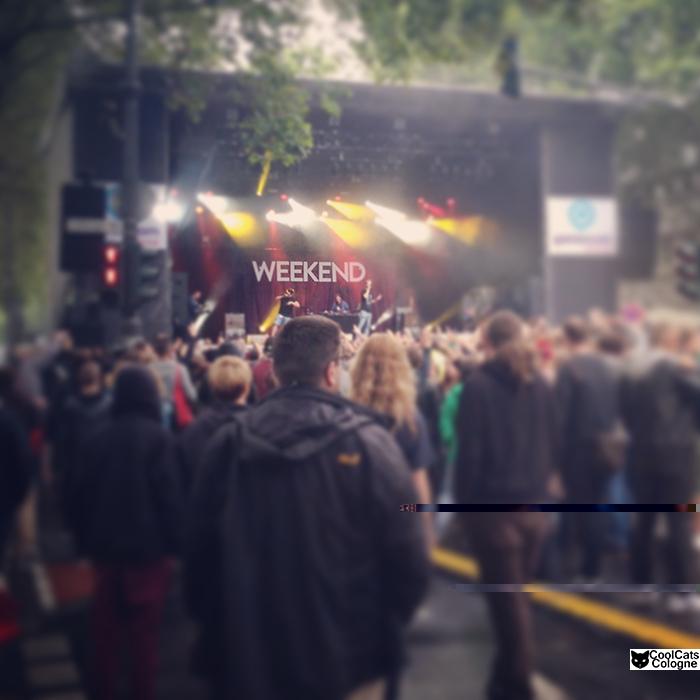 Weekend Gamescom Festival 2014