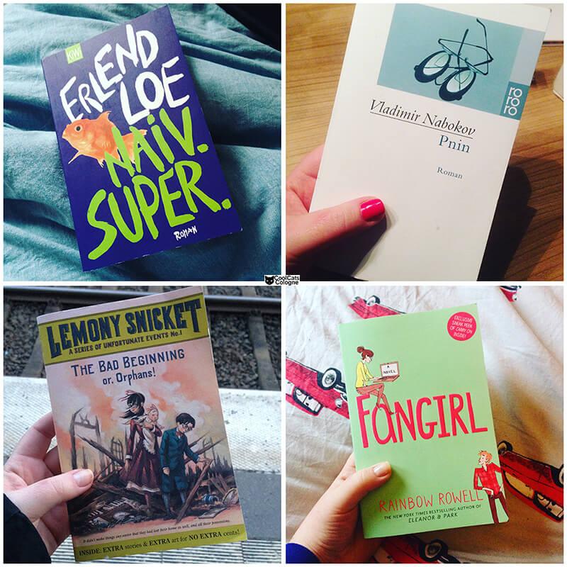 Bücher Februar 2016