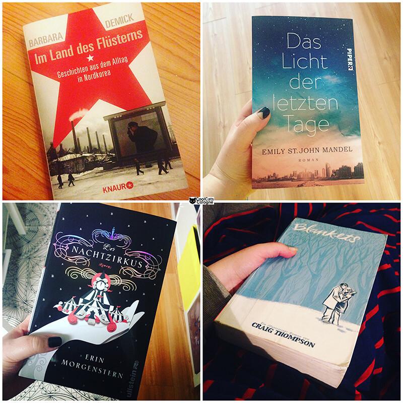 Bücher März 2016