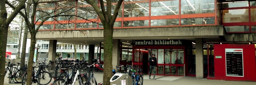 Stadtbibliothek Köln Corona