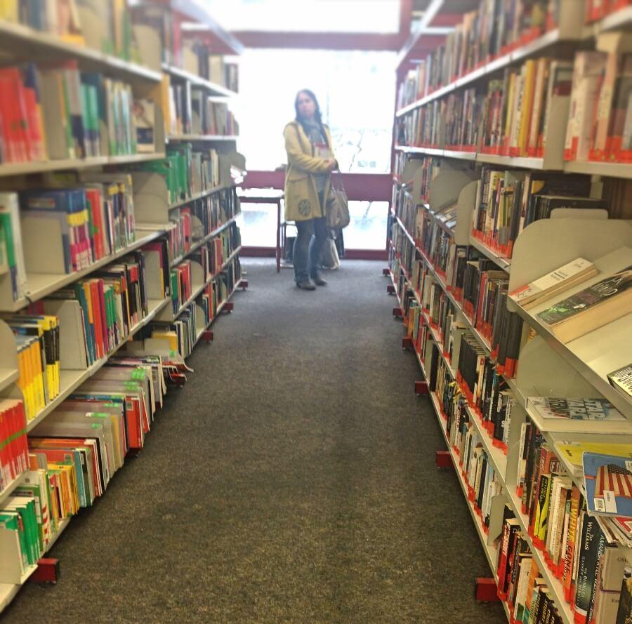 Stadtbibliothek Köln Bücher