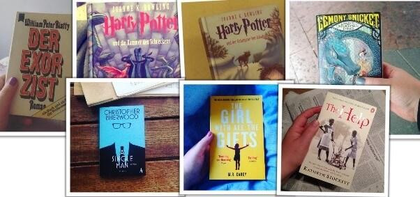 Bücher alle August 1