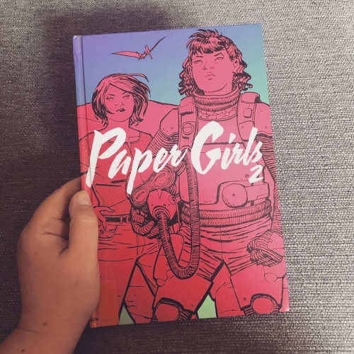 Rezension Paper Girls