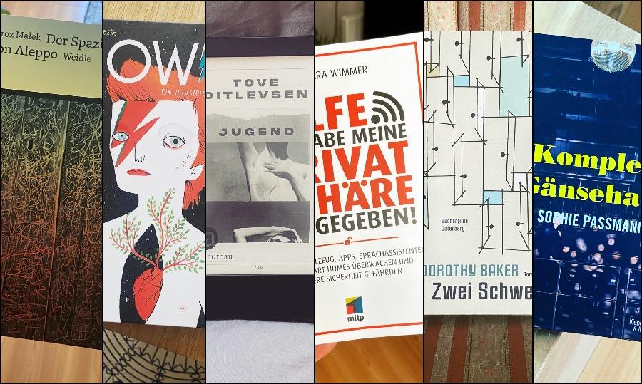 Buchblog März