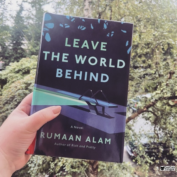 Rezension Leave the world behind